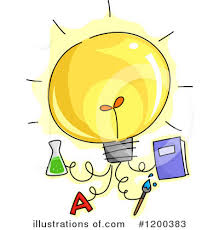 Light Bulb Clipart Light Bulb Clipart Science Pencil And In Color Light Bulb