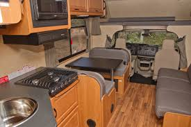 cruise america large rv rental model