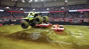 monster truck videos freestyle quad chaos freestyle toughest monster truck tour southaven
