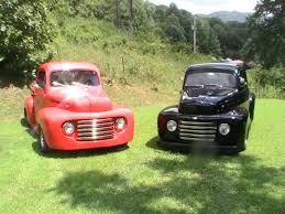 1950 ford up truck 1950 ford f1 customized up truck mustang drivetrain
