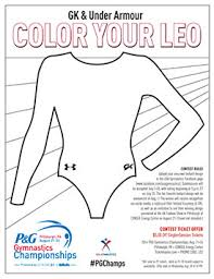 usa gymnastics color leo contest begins today
