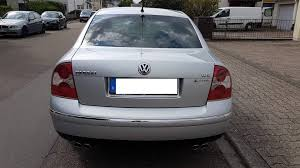 volkswagen passat silver mint condition vw passat w8 with manual gearbox might tempt you