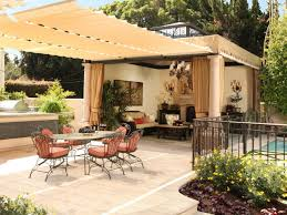 Pergola With Fabric by Photo Page Hgtv
