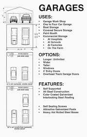 100 single car garage size single car garage door opening