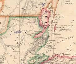 america map guatemala 18th century map of belize and guatemala ambergris caye belize