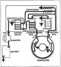 diagram 4 wire delco remy alternator wiring diagram