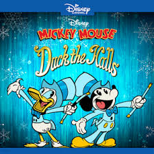 disney mickey mouse duck the halls a mickey mouse christmas