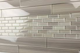 Hand Painted Tiles For Kitchen Backsplash Gray Glass Subway Tile Gainsboro Gray 2x12 Glass Tile Gray