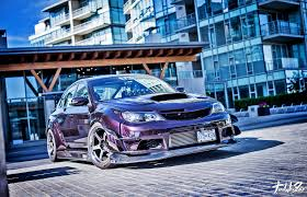 subaru purple feature midnight vancouver u2013 brian lau u0027s varis sti