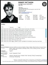 theatrical resume template acting resume template actor resume template word resume word and