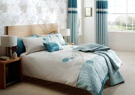 Teal Patterned Curtains Blue Bedroom Curtains And Drapes 2 Blue Curtains And Drapes