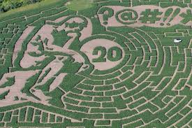 Vermont Is Time Travel Really Possible images Vote great vermont corn maze best corn maze nominee 2018 jpg