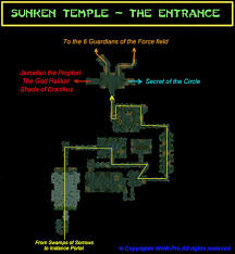 black temple map 45 53 jame s guide to the sunken temple aka the temple of atal