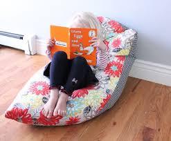 toddler bean bag chair pattern d17 in simple interior designing