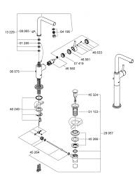 hansgrohe kitchen faucet parts furniture option hansgrohe kitchen faucet parts for vanity remodel