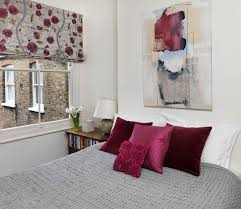 Gray And Purple Bedroom by How To Decorate A Master Bedroom With Pink