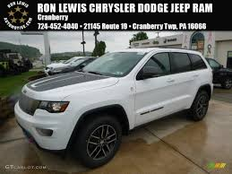 jeep cherokee trailhawk white 2017 bright white jeep grand cherokee trailhawk 4x4 115102917