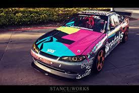 drift cars 240sx stance works ryan tuerck u0027s retaks s13 formula d drift car