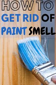how to make cabinets smell better how to get rid of paint smell happy diy home