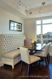 Dining Room Sets With Bench Seating by Table Against The Wall Two Chairs One Bench Seat Seating For