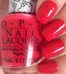 don u0027s nail obsession opi hello kitty collection 2016 swatches