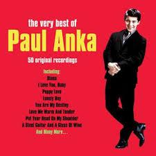 paul best of the best of paul anka 50 paul anka cd album achat
