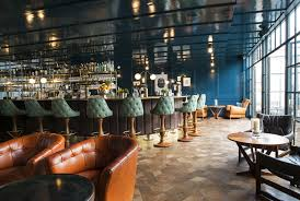 Design Rules For Building A Home Bar by Soho House 76 Dean Street Members Club In London