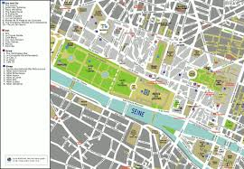 Map Of Paris France 1st Arrondissement Of Paris Map Map Of 1st Arrondissement Of
