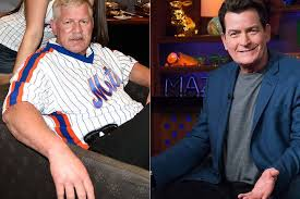 Lenny Dykstra Discusses His New Book One News Page Video - lenny dykstra accuses charlie sheen of murdering his ex assistant