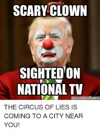 Evil Clown Memes - scariest clown meme clown best of the funny meme