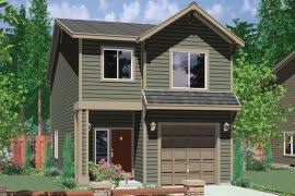 Home Plans For Small Lots Small Duplex House Plans Tiny House