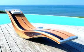 wood outdoor chaise lounge chaise lounge wood full image for wood