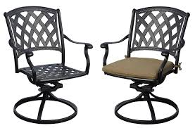 Swivel Patio Chairs Home Styles Swivel Chairs Patio Lowes Looking Furniture Sale