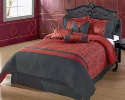 red bedding sets sale u2013 ease bedding with style