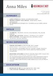 resume format resume format 2017 16 free to word templates