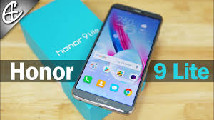 Honor 9 Lite Honor 9 Lite 4 Cameras 18 9 Fullview Kirin 659 Unboxing