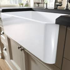 what is an apron front sink blanco 524257 cerana ii 30 single bowl apron front kitchen sink