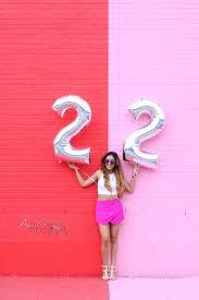 Halloween Birthday Balloons by Pink Large 22 Balloon 22nd Birthday Feelin 22 22 By Girlygifts07