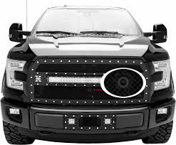 Off Road Led Light Bar For Trucks by Ford F 150 Torch Series Grille Featuring 1 40