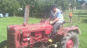 mccormick farmall f 135 d youtube