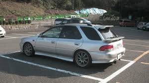 badass subaru outback gf8 flame on subaru jdm and cars