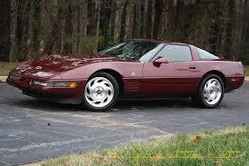 1993 corvette 40th anniversary 1993 corvette 40th anniversary for sale at buyavette atlanta