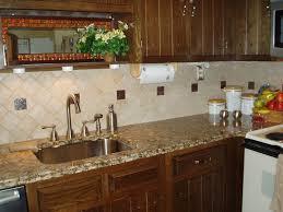 cheap kitchen backsplashes ideas for kitchen backsplash on a budget leandrocortese info