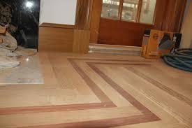 Laminate Flooring Border Wood Floors And Allergies