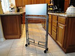 Folding Kitchen Cart by Ikea Kitchen Cart Best Kitchen Carts For Small Kitchens U2013 Three