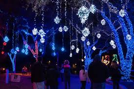 moody gardens enchants with eight holiday attractions houston press