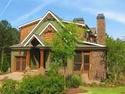 Home Plans With Porch Rustic Stone House Plans Siudy Net