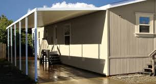 stunning mobile home awning ideas uber home decor u2022 2349