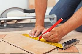 how to lay tile floor diy projects craft ideas how to s for home