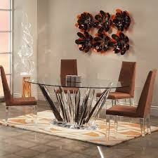 60 round glass dining table 60 inch round glass top dining table pertaining to designs ideas 9